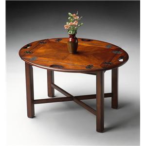 Butler Specialty Company Plantation Cherry Butler Table
