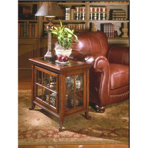 Chopin Plantation Cherry Side Chair Curio
