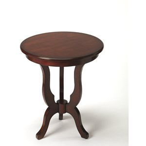 Cleasby Plantation Cherry End Table