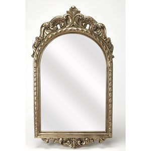 Ophelia Champagne Wall Mirror