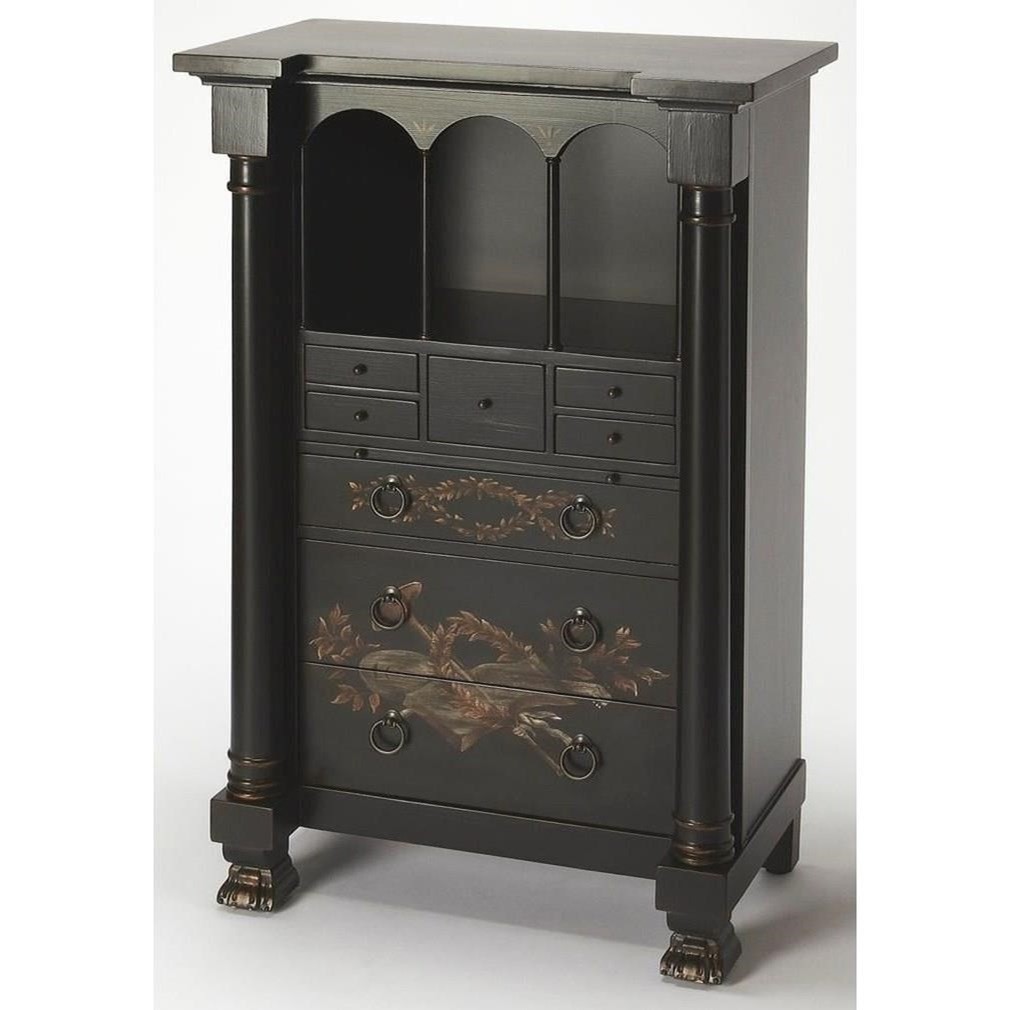Smithsonian Secretary by Butler Specialty Company at Mueller Furniture