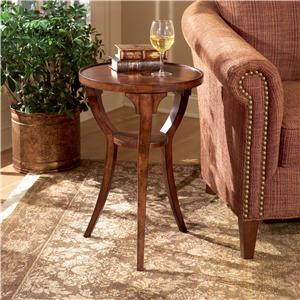 Butler Specialty Company Tables Round Accent Table