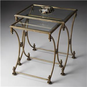 Butler Specialty Company Tables Nesting Tables