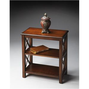 Butler Specialty Company Tables Bookcase End Table