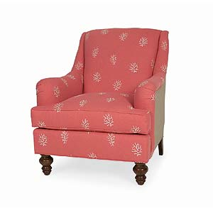 C.R. Laine Accents Shoebridge Chair