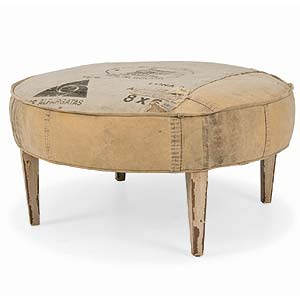 C.R. Laine Accents Nickleby Ottoman