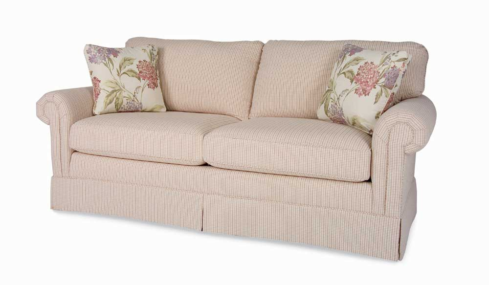 Milford Milford Apartment Sofa by C.R. Laine at Alison Craig Home Furnishings