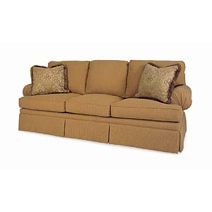 C.R. Laine CD CD Pleated Arm Sofa