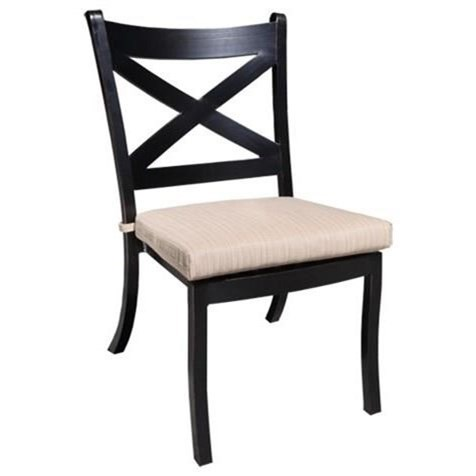 Milano Side Chair by Cabana Coast at Reid's Furniture