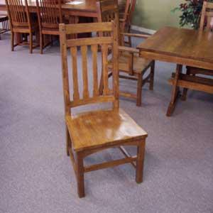 Cal Oak Highland Park Side Chair