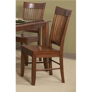 Cal Oak Chapel Hill Dining Side Chair