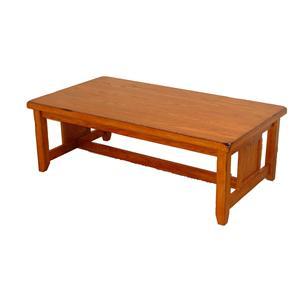 Cal Oak Homespun Coffee Table