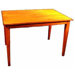 Cal Oak Homespun Counter Height Table