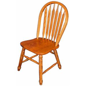 Cal Oak Hudson Valley Dining Side Chair