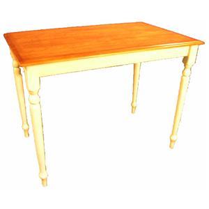 Cal Oak Jamestown Solid Oak Counter High Table