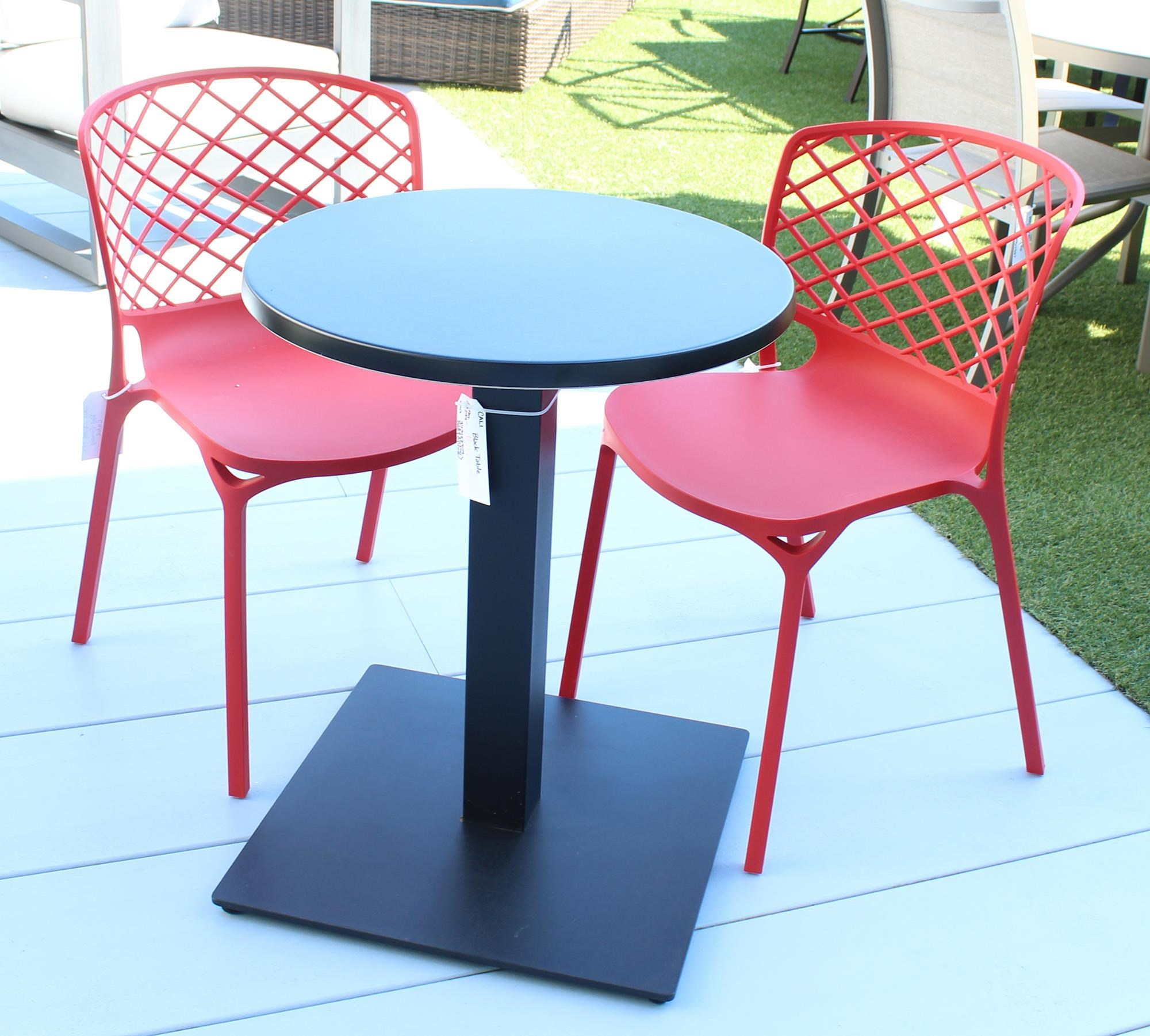 Dining 3 Piece Outdoor Conversation Set by Barrale at Belfort Furniture