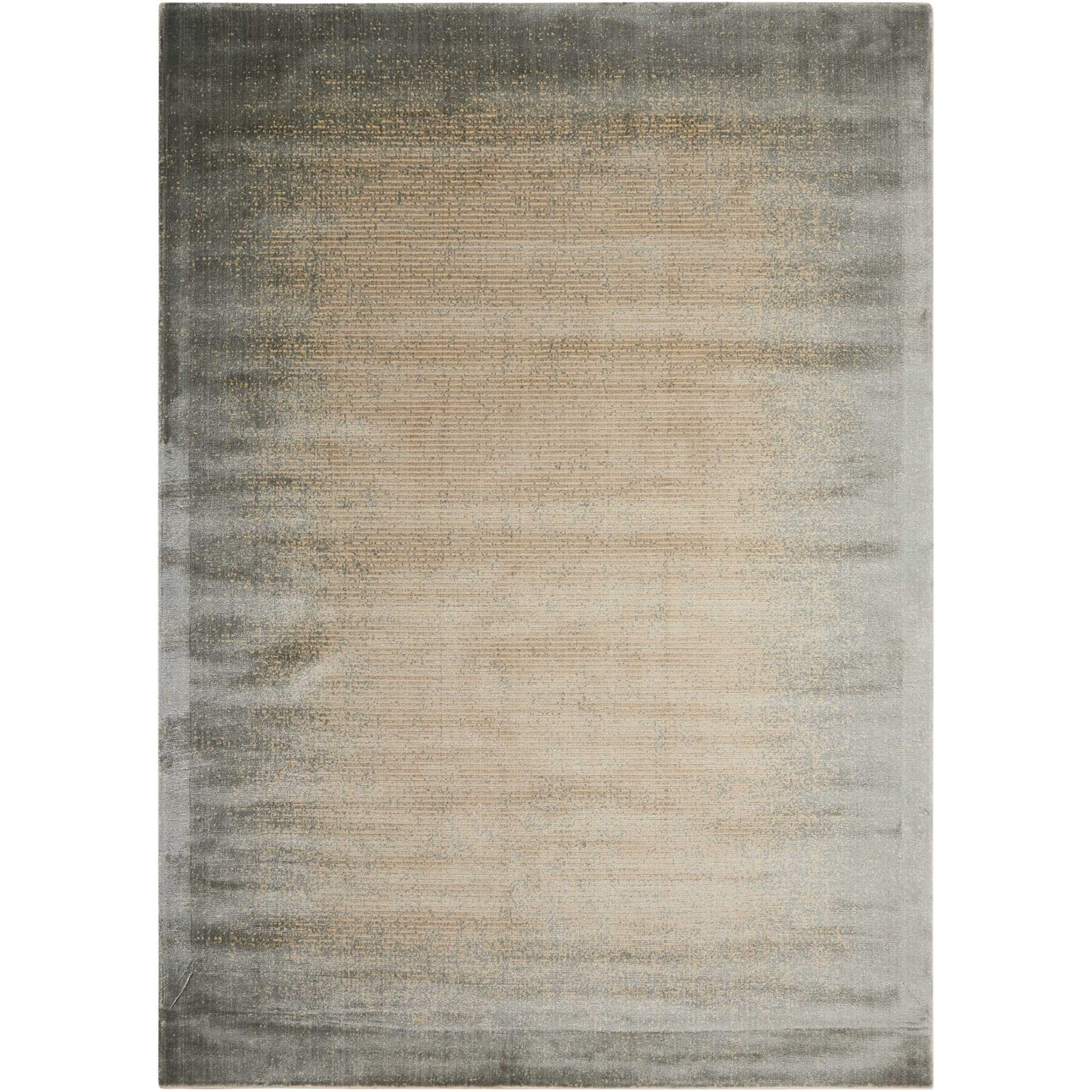 """Maya 5'3"""" x 7'5"""" Rug by Calvin Klein Home by Nourison at Home Collections Furniture"""