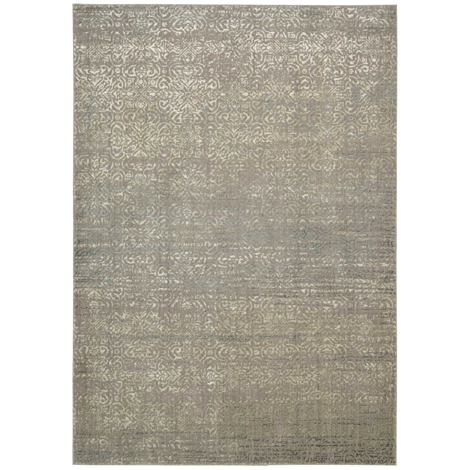 """Maya 3'5"""" x 5'5"""" Rug by Calvin Klein Home by Nourison at Home Collections Furniture"""