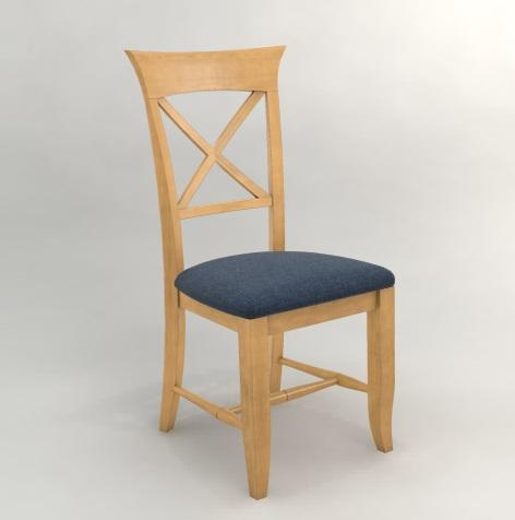 Custom Dining - Customized Side Chair by Canadel at Belfort Furniture