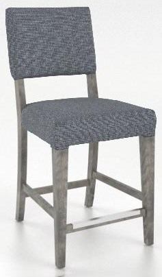 Bar Stools Counter Height Stool by Canadel at Johnny Janosik