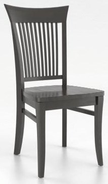 Canadel Core Side Chair by Canadel at Bennett's Furniture and Mattresses