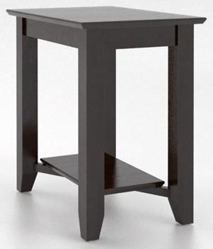 Canadel Living End Table by Canadel at Williams & Kay