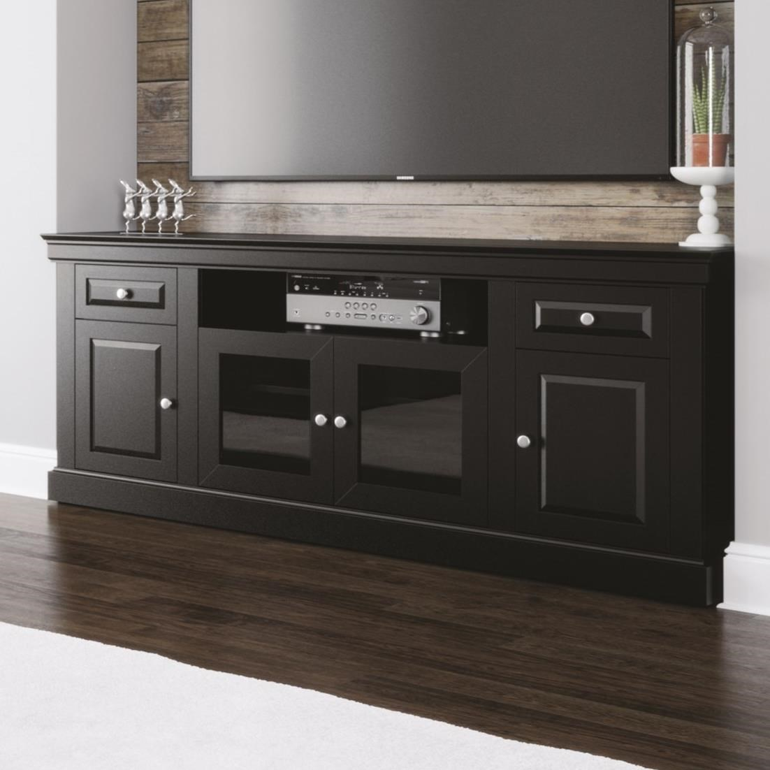 Canadel Living Customizable Media Unit by Canadel at Dinette Depot