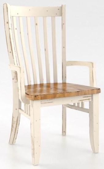Champlain Champlain Arm Chair by Canadel at Sprintz Furniture