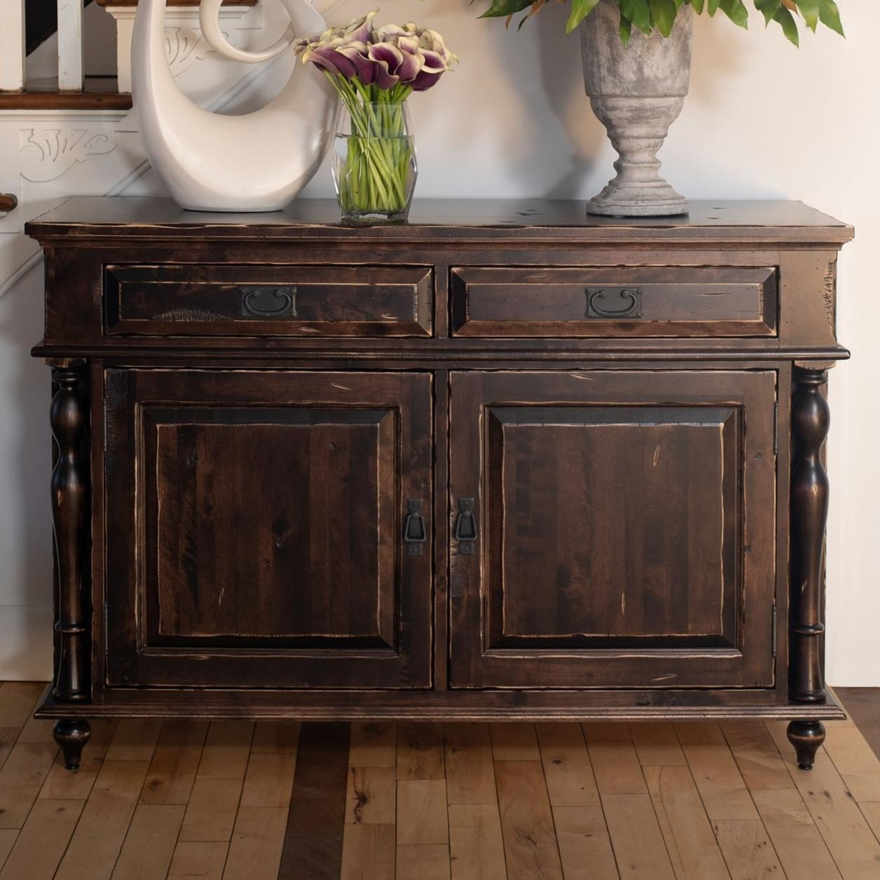 Champlain - Custom Dining Customizable Buffet by Canadel at Steger's Furniture