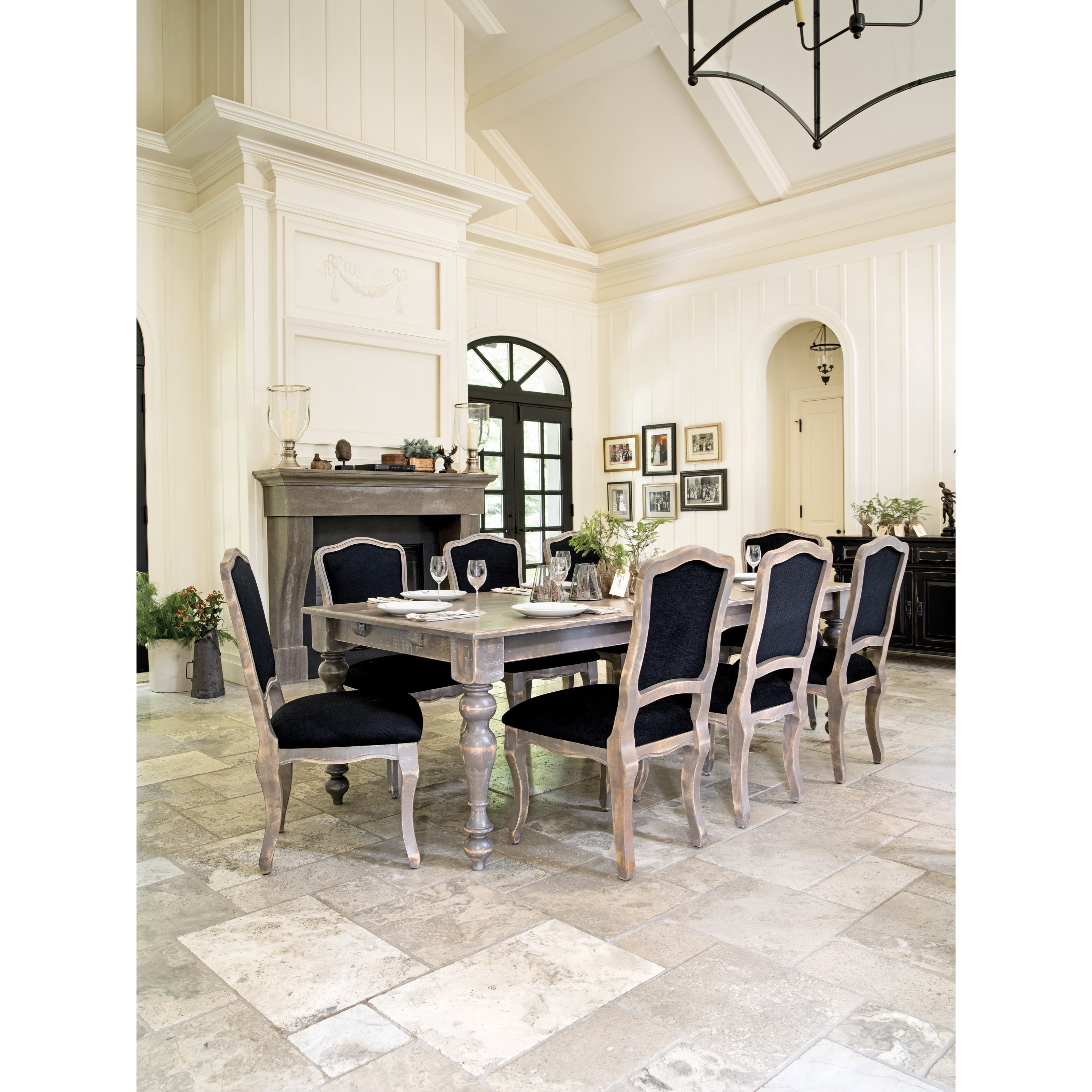 Champlain - Custom Dining Dining Room Group by Canadel at Dinette Depot