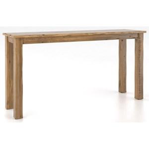 Customizable Rectangular Sofa Table