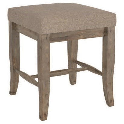Champlain - Custom Dining Customizable Upholstered Bench by Canadel at Saugerties Furniture Mart