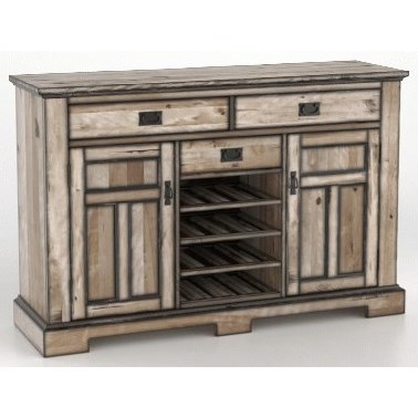 Champlain - Custom Dining Customizable Buffet by Canadel at Furniture and ApplianceMart