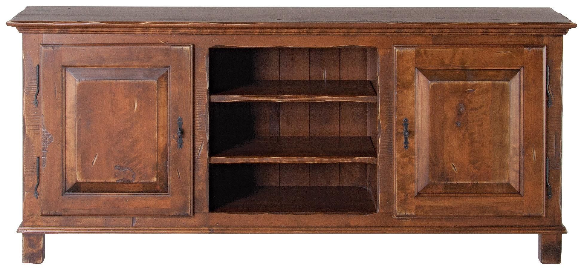 Champlain - Living <b>Customizable</b> Media Unit by Canadel at Dinette Depot