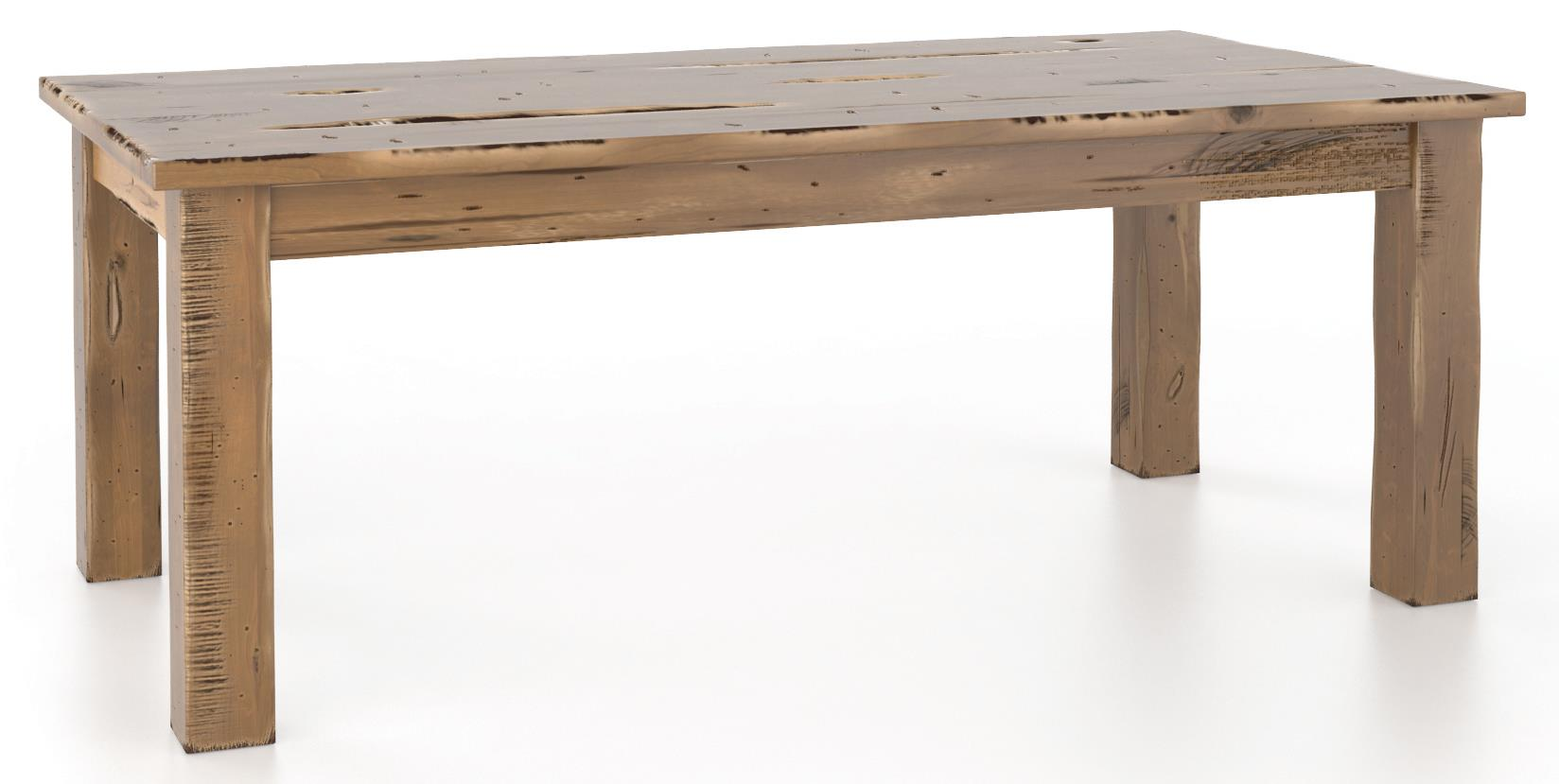 Champlain - Living Customizable Coffee Table by Canadel at Jordan's Home Furnishings