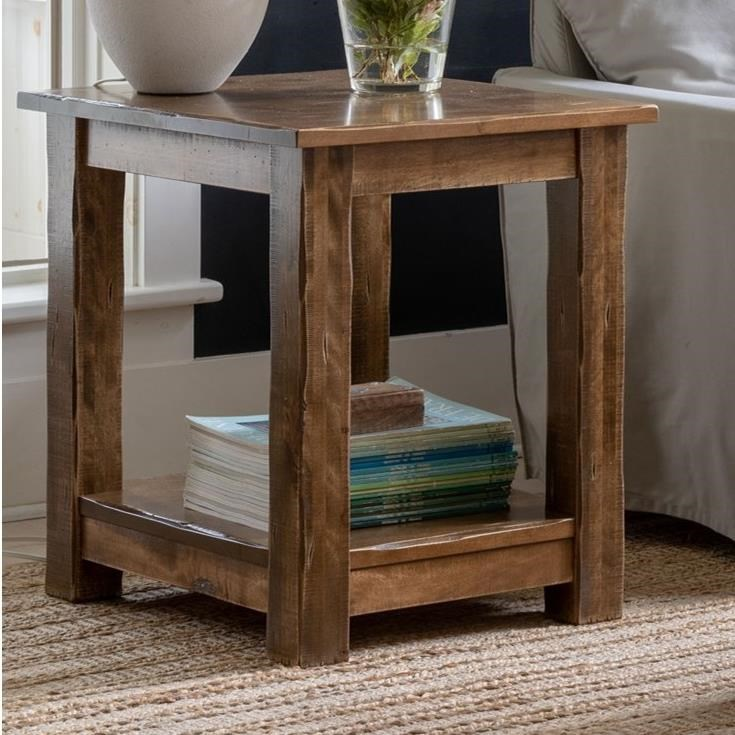 Champlain - Living Customizable End Table by Canadel at Goods Furniture