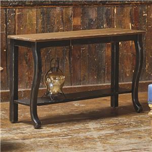 <b>Customizable</b> Sofa Table