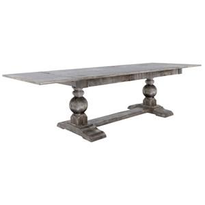 Customizable Rectangular Table