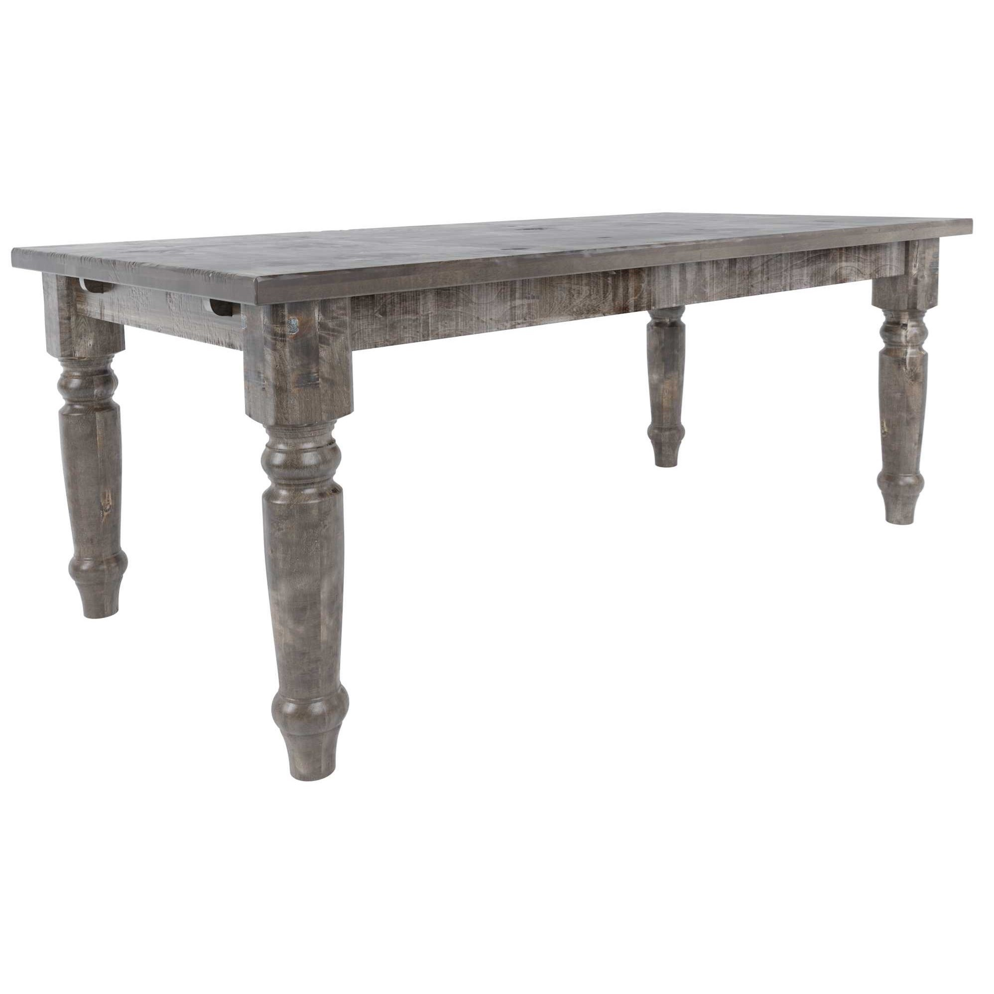 Champlain - Custom Dining Customizable Rectangular Wood Top Table by Canadel at Jordan's Home Furnishings