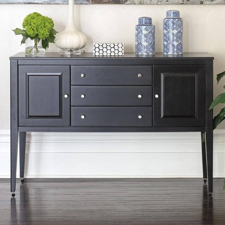 Classic Customizable Buffet by Canadel at Dinette Depot