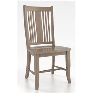 Core Side Chair- Weathered Grey Washed