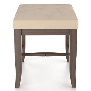 "Canadel Custom Dining <b>Customizable</b> Upholstered Bench, 20"""
