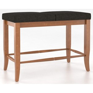 """Customizable Upholstered Bench, 24"""""""