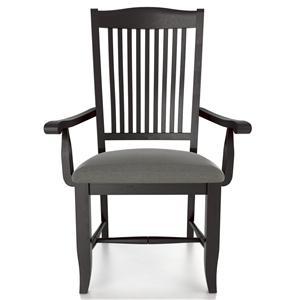 Canadel Custom Dining <b>Customizable</b> Upholstered Armchair