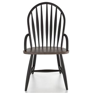 Canadel Custom Dining <b>Customizable</b> Arm Chair