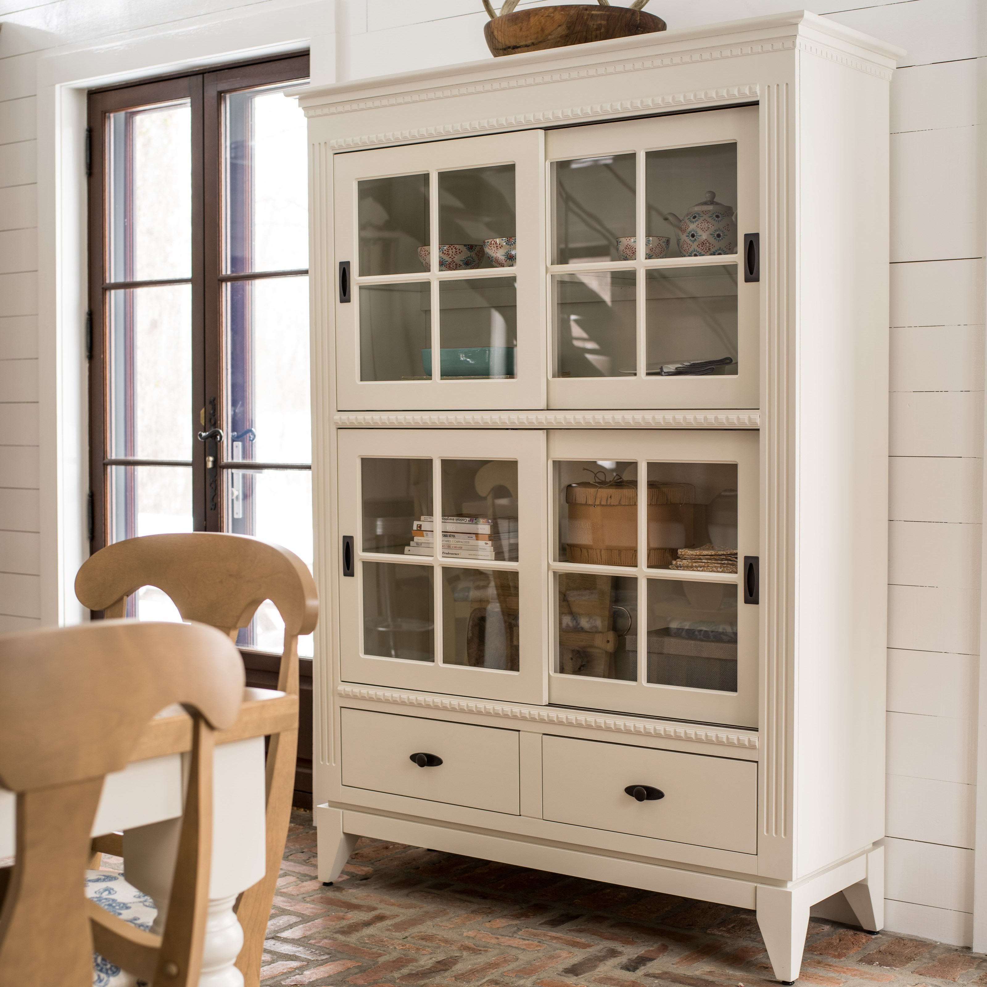 Custom Dining Customizable Buffet by Canadel at Dinette Depot