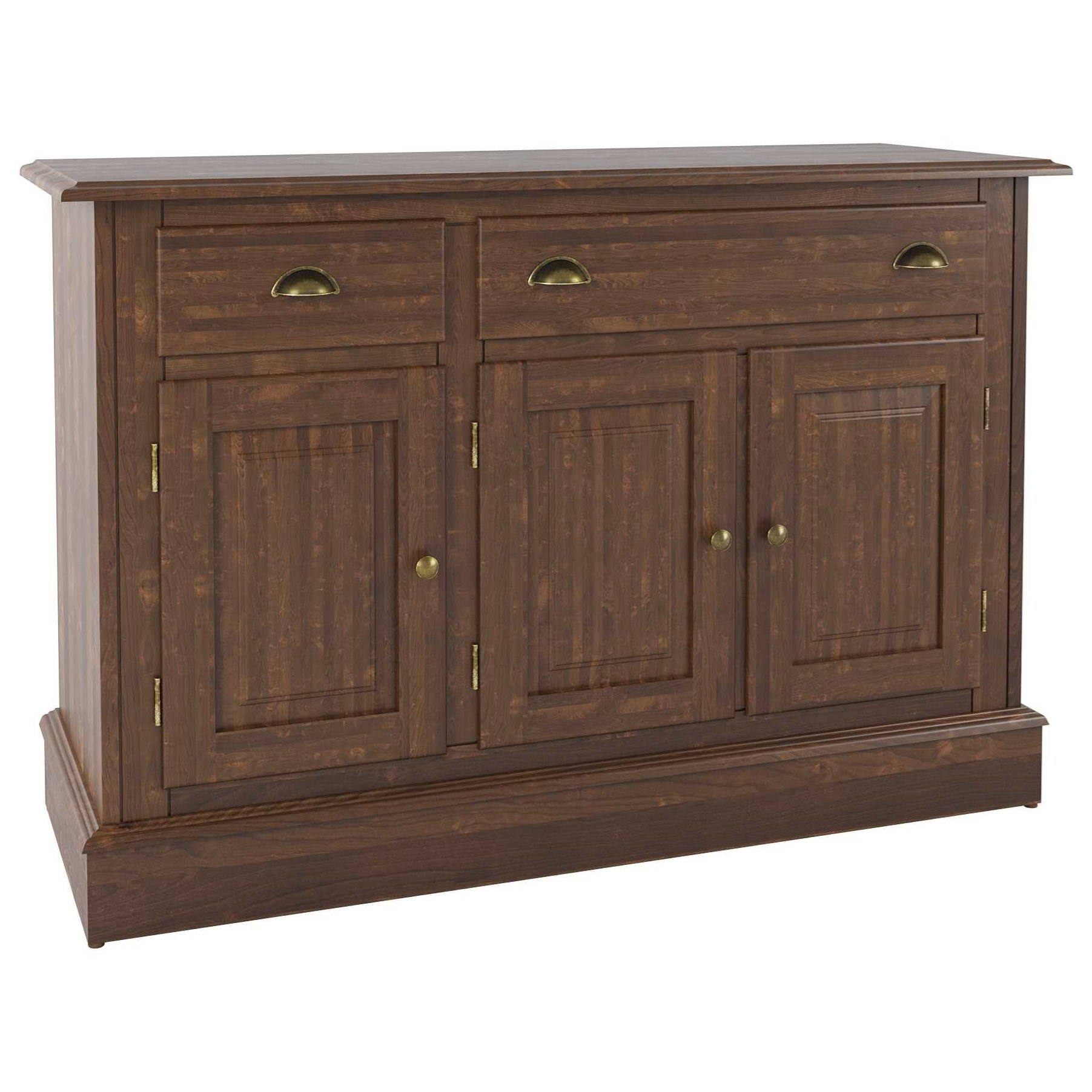 Core - Custom Dining Customizable Buffet by Canadel at Steger's Furniture