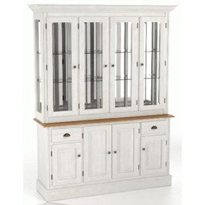 Customizable Buffet & Hutch