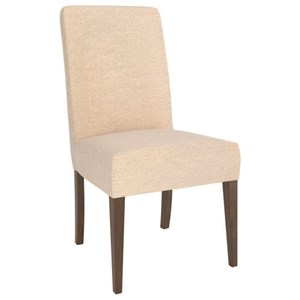 Customizable Upholstered Side Chair