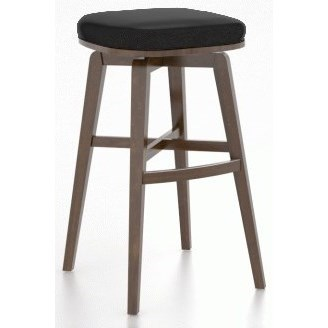 Core - Custom Dining Customizable Bar Stool by Canadel at Dinette Depot